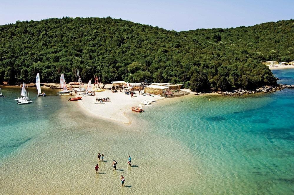 Το Διαπόρι-Άγιος Νικόλαος, Μαύρο Όρος-Σύβοτα με βάρκα - Σύβοτα ...